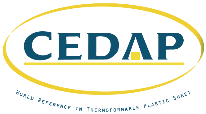 CEDAP THERMOFORMABLE PLASTIC SHEETS